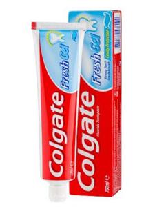 Tooth paste & Brush
