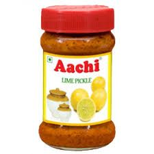 Aachi Lime Pickle 100gm Jar