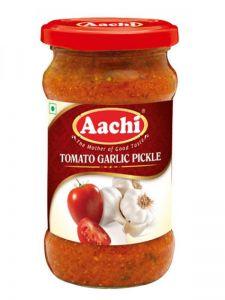 Tomato Garlic Pickle