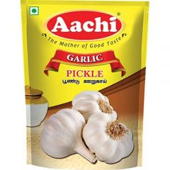 AACHI GLARLIC PICKLE Pouch 50Gm