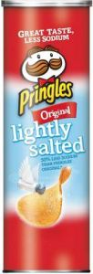 Pringles Potato Crisps Original Lightly Salted 149gm