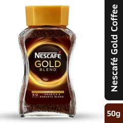 Nescafe Gold Blend Instant Coffee 50 gm