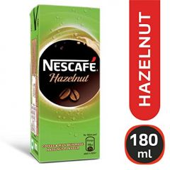 Nescafe Hazelnut Cold Coffee 180 ml