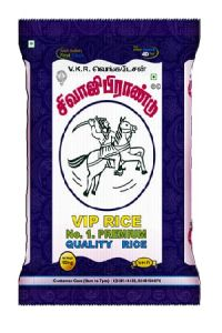 Sivaji Brand VIP Rice No. 1. Premium Quality Rice 25 kg