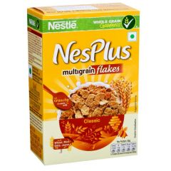 Nesplus Breakfast Cereal  Multigrain Flakes Classic 250 gm