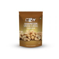 N2H Roasted & Premium Cashew 200 gm
