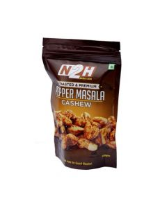N2H Cashew - Pepper Masala, Roasted & Premium 200 gm