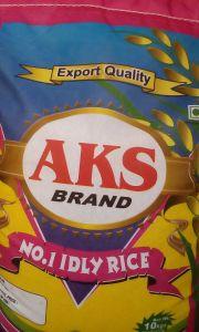 AKS Brand Idly Rice 5 kg