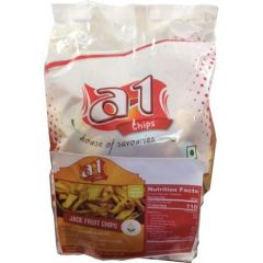 A-1 Jack Fruit Chips 250 gm