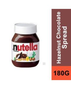Nutella Hazelnut Spread with Cocoa 180 gm