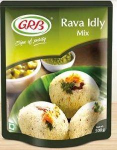 GRB Instant Rava Idly Mix 500gm