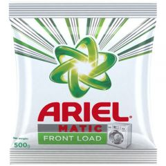 Ariel Washing Detergent Powder  Matic Front Load 500 gm