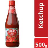Kissan Fresh Tomato Ketchup 500 gm Bottle
