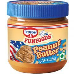Dr. Oetker Fun Foods Peanut Butter Crunchy 340gm