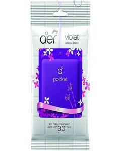 Godrej Aer Pocket Violet