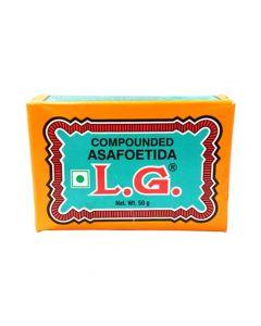 LG Powder  Asafoetida Cake, 50 gm
