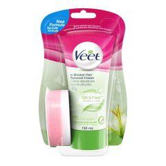 Veet® In Shower Hair Removal Cream  Shea Butter