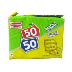 Britannia 50-50 Maska Chaska 120 gm