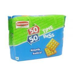 Britannia 50-50 64 gm pouch