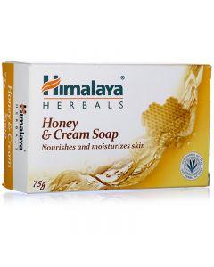 Himalaya Honey & Cream Soap 125 gm
