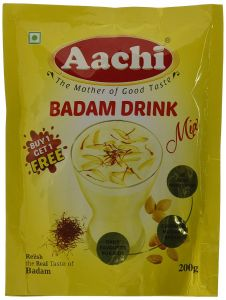 Aachi Badam Drink Mix 200gm Buy 1 Get 1 Free