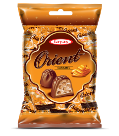 Orient Caramel Cream 140 pcs