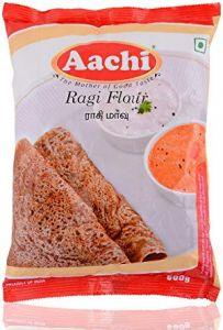 Aachi Ragi Flour 500gm Pouch