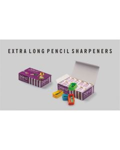 Doms Extra Long Pencils Sharpeners - 20 Pieces Box