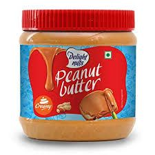 Delight Nuts Peanut Butter Creamy 340gm