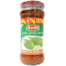 AACHI MANGO THOKKU PICKLE 375Gm