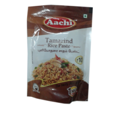 AACHI RICE MIX PASTE  TAMARIND 50Gm