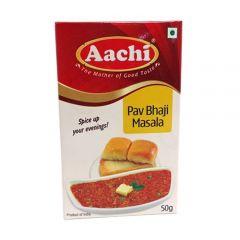 Aachi Masala  Pav Bhaji 50 gm