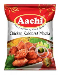 Aachi Chicken Kabab 65 Masala 50 gm