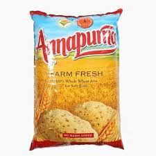 Annapoorna Farm Fresh Atta 1KG