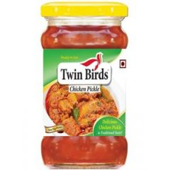 TWIN BIRD CHICKEN PICKLE 300Gm
