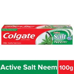Colgate Active Salt Neem 100 gm