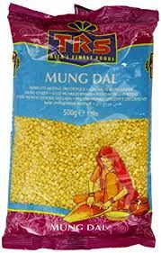 TRS Mung Dal 500 gm Pack of 10