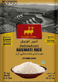 Dehraduni Basmati Rice 1 kg