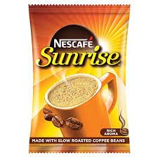 Nescafe Sunrise Instant Coffee Chicory Mix 50gm