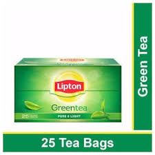 Lipton Green Tea  Lemon Zest 13 gm (10 Bags x 1.3 gm each)