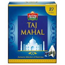 Brooke Bond Taj Mahal Tea Powder  Rs10 Sachet