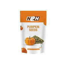 N2H Pumpkin Seeds (100 Gm)