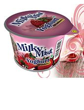 Milky Mist Fruit Yogurt Strawberry