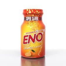 ENO fruit salt orange flavour