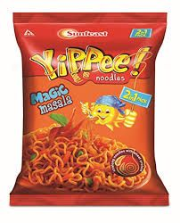Yippee Magic Masala Noodles 140gm