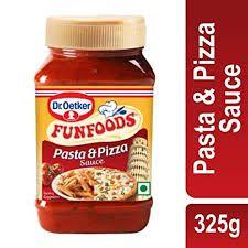 Dr. Oetker Fun Foods Italian PastaPizza Sauce 325gm