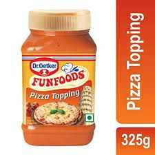 Dr. Oetker Fun Foods Italian Pizza Topping 325gm