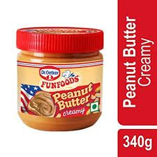 Dr. Oetker Fun Foods Peanut Butter Creamy 340gm