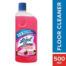 Lizol Disinfectant Floor Cleaner Floral  500 ml