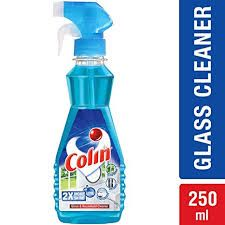 Colin Glass and Surface Cleaner with Shine Boosters Spray Regular  250ml